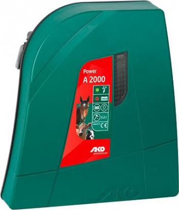 Aparat gard electric AKO A2000 3.2 J pentru utilizare mobila