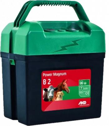Aparat Gard electric AKO B2 9V 0.25 J