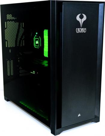 Sistem Gaming CRONUS iCUE by ITD Custom Works AMD RYZEN 9 5950X 4.90GHz 1TB+1.92TB SSD 32GB DDR4 RTX 3090 24GB