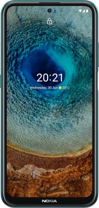 Telefon mobil Dual SIM Nokia X10 128 GB + 4 GB RAM 5G Forest