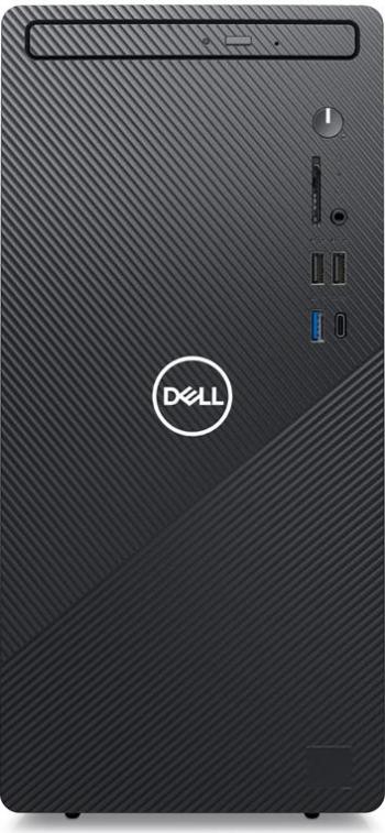 Desktop Dell Inspiron 3881 MT Intel Core (10th Gen) i3-10100 1TB HDD 8GB Win10 DVD-RW M+T Negru