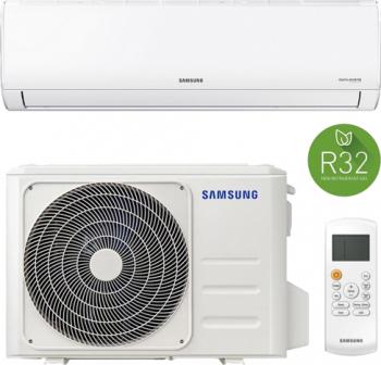Aparat de aer conditionat Samsung AR35 AR24TXHQASINEU 24.000 BTU Clasa A++ DiraFin+ Good Sleep Inverter R32 Alb