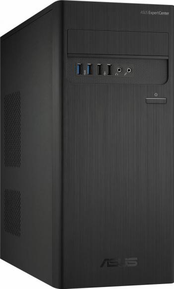 Desktop ASUS ExpertCenter D300TA-5104001490 Tower Intel Core (10th Gen) i5-10400 256GB SSD 8GB DVD-RW Mouse+Tastatura Negru