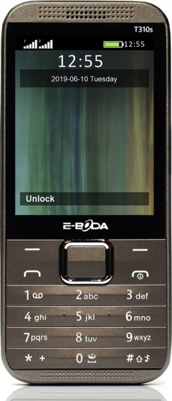 Telefon Mobil E-Boda Barphone T310S 3G Dual-Sim