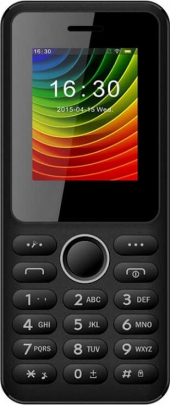 Telefon Mobil Freeman T120 2G  Dual Sim Negru