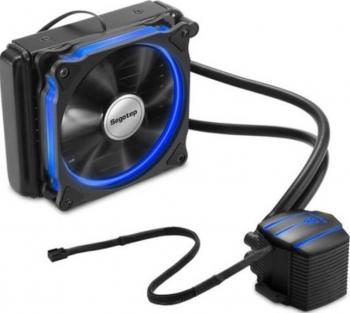 Cooler Procesor SilentiumPC Fera 5 Dual Fan compatibil AMD/Intel