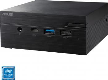 Mini PC ASUS PN40-BBC533MV cu procesor Intel Celeron® J4025 pana la 2.90GHz fara RAM fara stocare Intel® UHD Graphics 600 No OS
