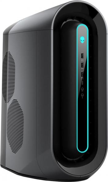 Sistem Desktop PC Gaming Alienware Aurora R10 cu procesor AMD Ryzen™ 9 3900X pana la 4.60GHz 32GB DDR4 512GB SSD M.2 PCIe + 1TB HDD