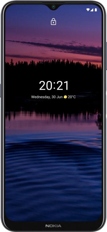 Telefon mobil Dual SIM Nokia G20 64 GB + 4 GB RAM LTE Night