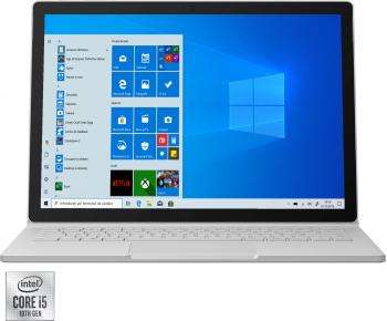 Laptop 2 in 1 Microsoft Surface Book 3 cu procesor Intel Core i5-1035G7 pana la 3.70 GHz 13.5