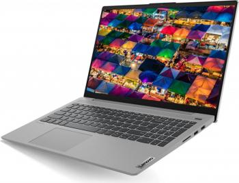 Laptop Lenovo IdeaPad 5 15ITL05 Intel Core (11th Gen) i5-1135G7 512GB SSD 8GB Intel Iris XE FullHD FPR T.Ilum. Platinum Grey