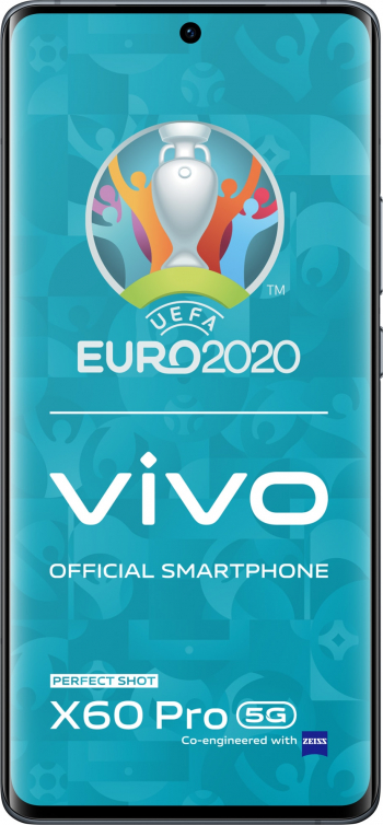 Telefon mobil Vivo X60 Pro Dual SIM 12GB RAM 256GB 5G Midnight Black