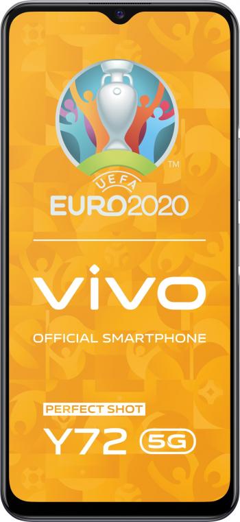 Telefon mobil Vivo Y72 Dual SIM 8GB RAM 128GB 5G Graphite Black