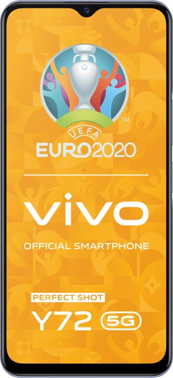 Telefon mobil Vivo Y72 Dual SIM 8GB RAM 128GB Dream Glow