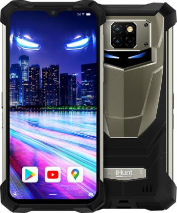 Telefon mobil iHunt Iron Man 2022 Dual SIM 128GB 6GB RAM 4G Silver
