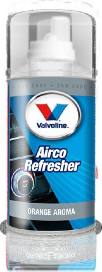 Solutie spray pentru curatare si dezinfectare aer habitaclu 150ml Valvoline aroma orange