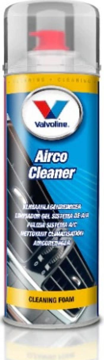Solutie spray pentru curatare si dezinfectare aer habitaclu 500 ml Valvoline