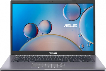 Laptop ASUS Vivobook X415EA Intel Core (11th Gen) i3-1115G4 256GB SSD 8GB FullHD T. ilum. Slate Grey