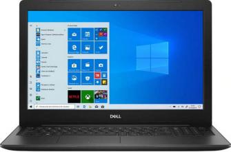Laptop Dell Vostro 3500 Intel Core (11th Gen) i5-1135G7 512GB SSD 8GB Intel Iris Xe FullHD Win10 Pro Black