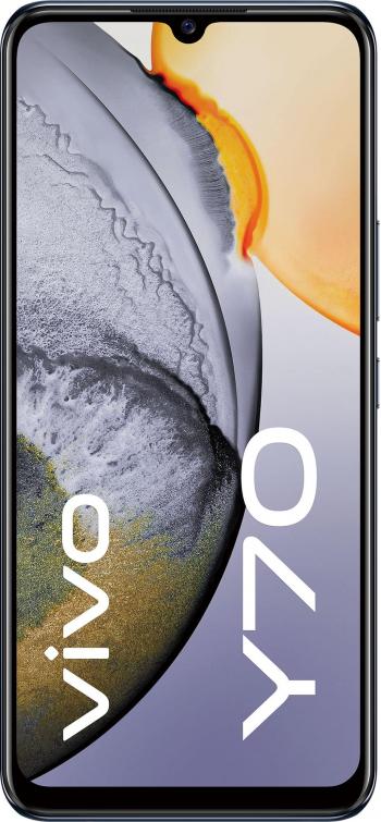 Telefon mobil Vivo Y70 Dual SIM 128GB 8GB RAM 4G Gravity Black