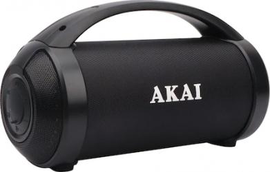 Boxa portabila AKAI ABTS-21H Bluetooth USB Radio FM Negru