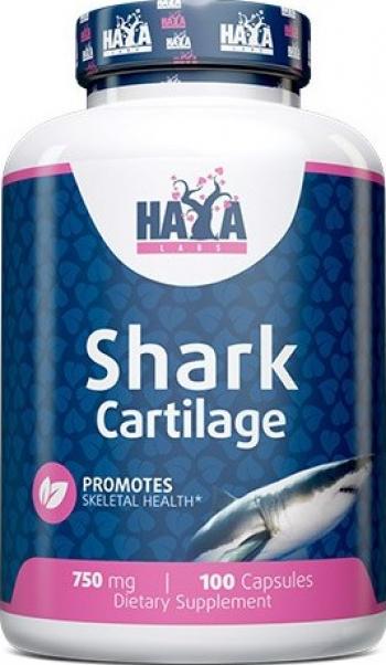 Haya Labs Shark Cartilage Cartilaj rechin 750mg 100 Capsule