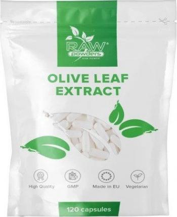 Raw Powders Frunze de maslin extract 500mg 120 Capsule