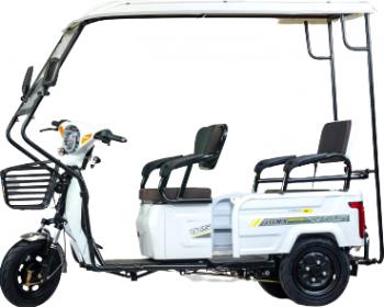 Tricicleta RDB Xigma cu 4 locuri si cabina