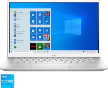 Laptop Dell Inspiron 5402 Intel Core (11th Gen) i3-1115G4 256GB SSD 4GB FullHD Win10 Pro Tast. ilum. Platinum Silver