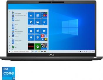 Laptop Dell Latitude 7320 Intel Core (11th Gen) i5-1135G7 256GB SSD 8GB Iris Xe FullHD Win10 Pro Tast. ilum.