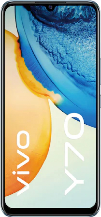 Telefon mobil Vivo Y70 128GB Dual SIM 4G Oxygen Blue