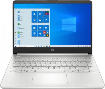 Laptop HP 14s-fq0005nn AMD Ryzen 5 4500U 1TB SSD 16GB AMD Radeon Graphics FullHD Win10 Silver