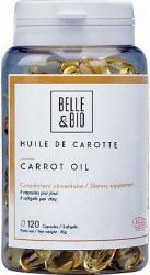 Belle and Bio Huile de Carotte ulei de morcov autobronzant natural 120 capsule