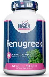 Haya Labs Fenugreek Schinduf 600 mg 120 capsule