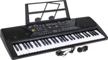 Orga electronica 61 de clape MQ-600UFB cu MP3 player si Radio FM