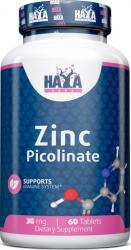 Haya Labs Zinc Picolinat 30 mg 60 Capsule