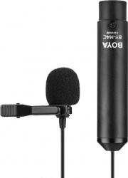 Lavaliera Microfon BOYA BY-M4C cardioid cu XLR