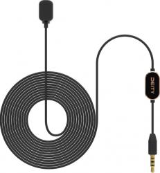 Microfon lavaliera Deity V.LAV 5m hands free Clip-on cu jack 3.5mm