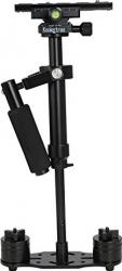 Stabilizator S60 42-60cm handheld pentru DSLR si camere video