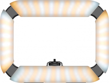 Suport stabilizator Ring light Ulanzi U200 smartphone pentru vlogging