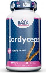 Haya Labs Cordyceps 500 mg 60 Tablete
