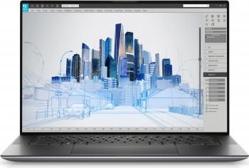 Laptop Dell Precision 5560 Intel Core (11th Gen) i7-11800H 512GB SSD 16GB Quadro T1200 4GB FullHD+ Win10 Pro FPR T.Ilum.