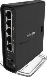 Access Point MikroTik RBD52G-5HacD2HnD-TC hAP ac2 AC1200  L4 128MB RAM 5 x Gig LAN 802.11ac USB