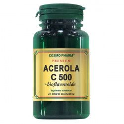 Acerola C 500mg 20cps Cosmo Pharm