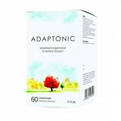 Adaptonic formula noua Alevia 60cpr