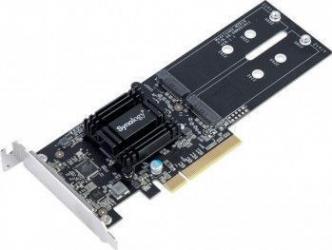 Adaptor Synology M2D18 Dual M.2 SSD PCIe 2.0 x8