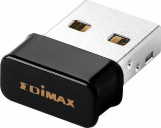 Adaptor Wireless 2-in-1 Edimax EW-7611ULB N150 Wi-Fi Bluetooth4.0 Nano USB Negru Wireless