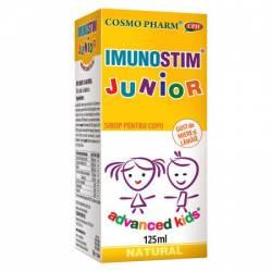Advanced Kids Sirop Imunostim Junior Cosmo Pharm 125ml
