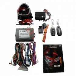 Alarma auto profesionala model CM222 Alarme auto si Senzori de parcare
