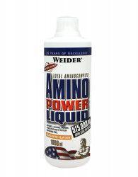 Aminoacizi lichizi Weider Amino Liquid aroma merisoare 1000 ml Vitamine si Suplimente nutritive
